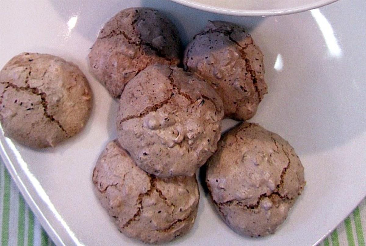Chocolate Meringues