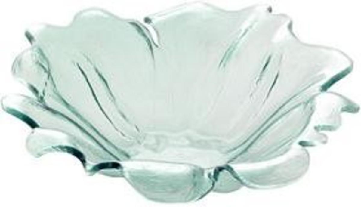 annie glass bowl