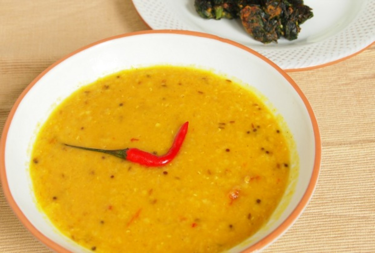 Indian Yellow Daal Recipe