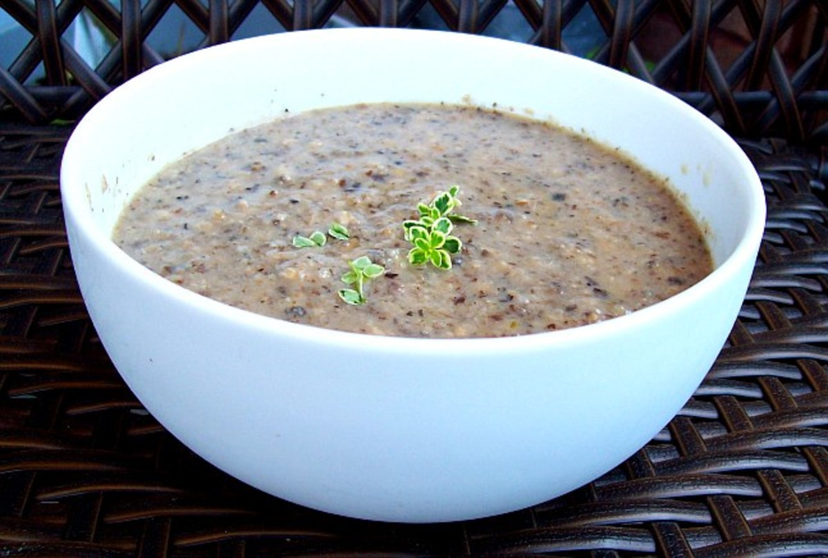 creamy-wild-mushroom-soup
