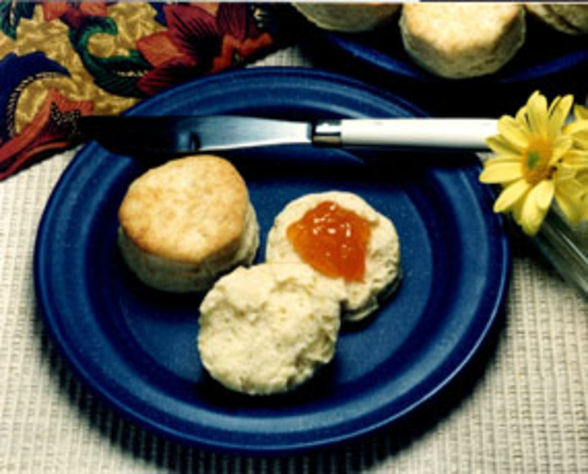 Breakfast Biscuit