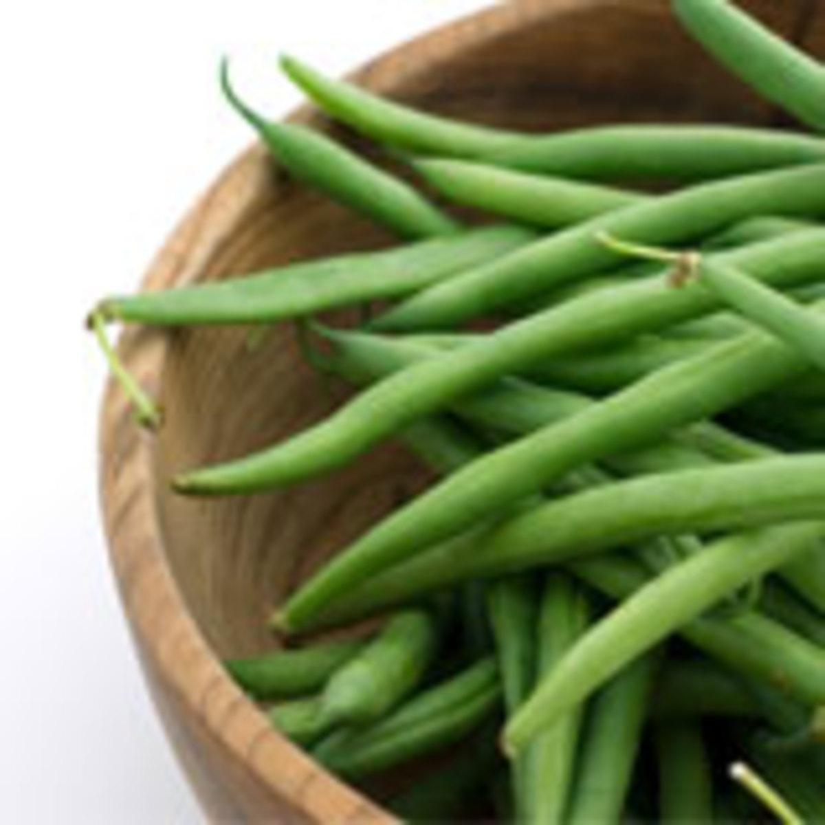 Make-Ahead Fresh Green Beans