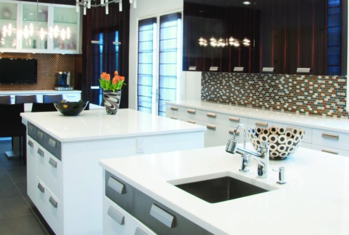 kitchen design shavuot - blizzard