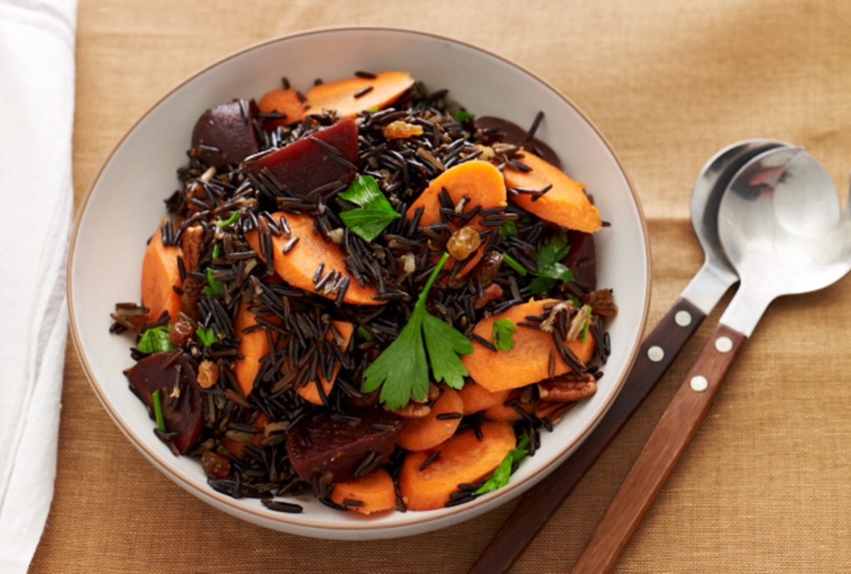 Wild-Rice-with-Carrots-and-Beets