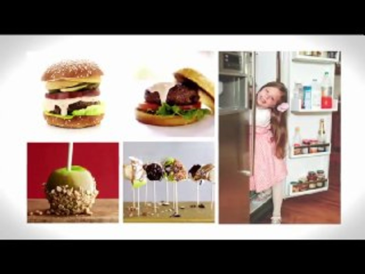 joy of kosher cookbook trailer