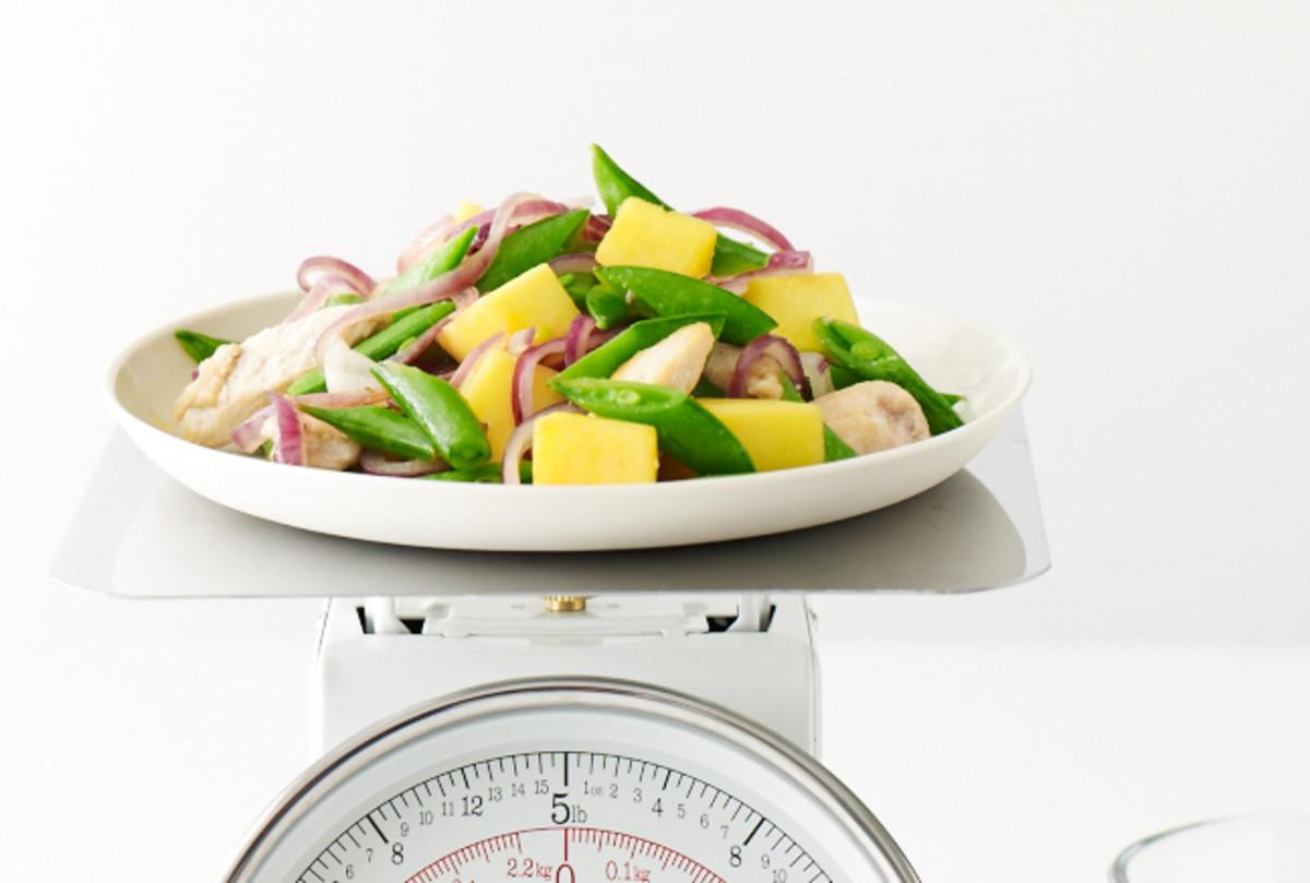 healthy stir fry