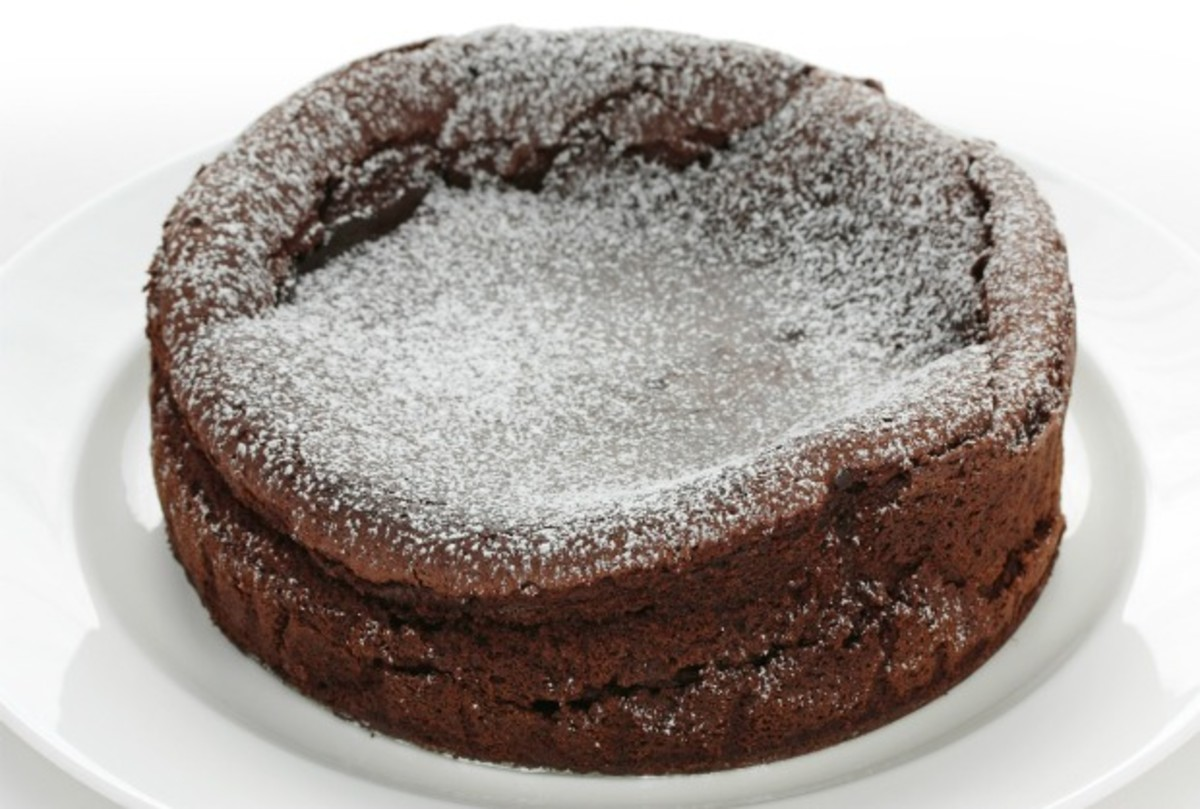 Chocolate fallen souffl cake joy of kosher for What does it mean to have a kosher kitchen