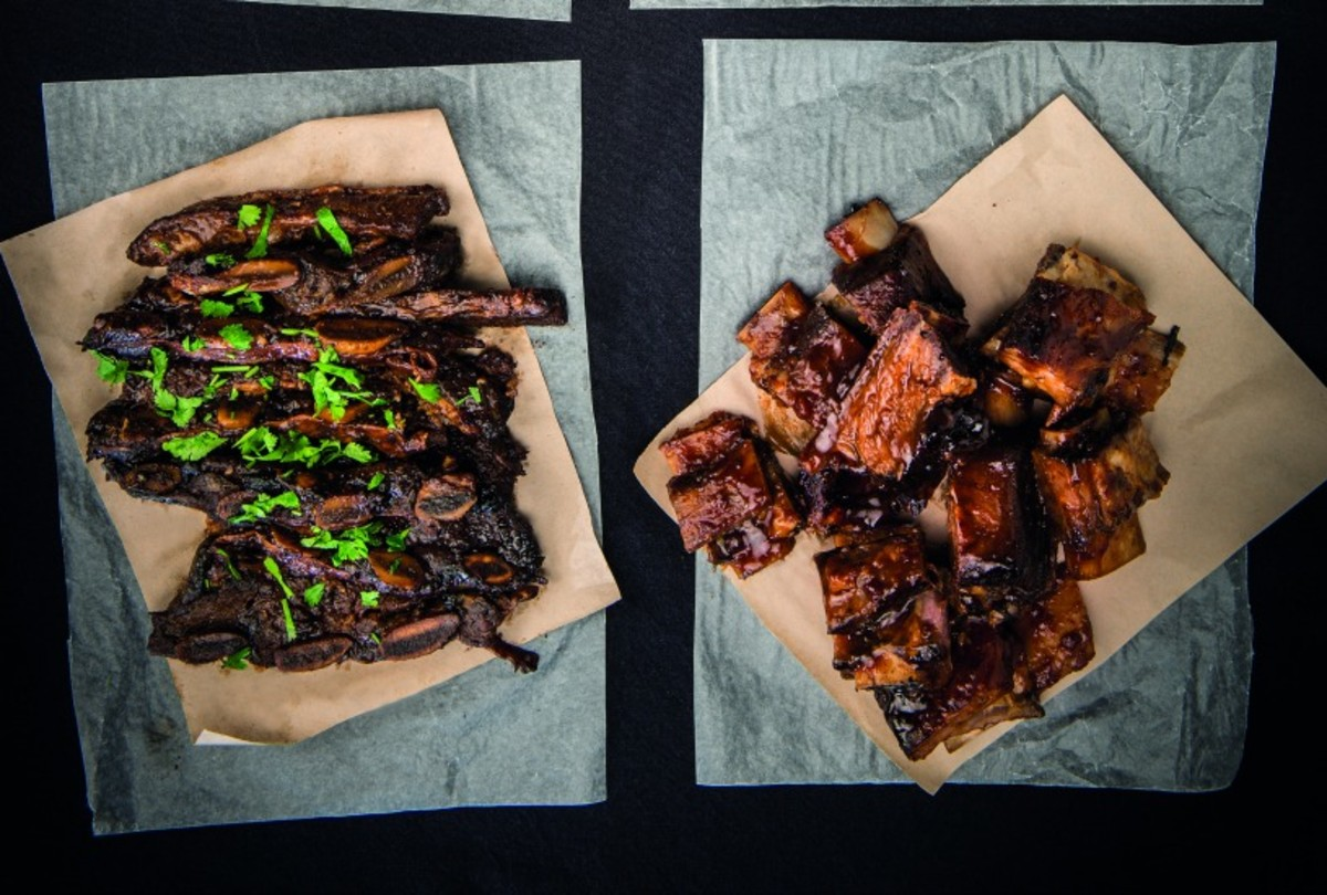 Sticky Cola Short Ribs