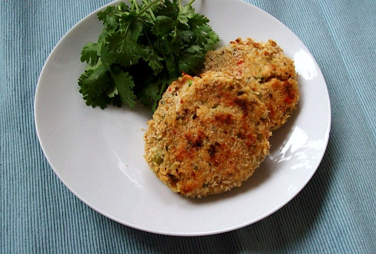 kosher salmon crab cakes