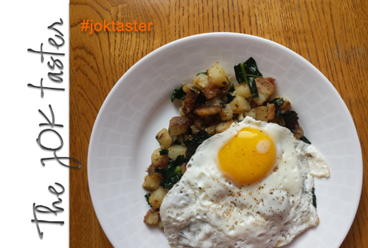 Week 12 Kale hash featured image