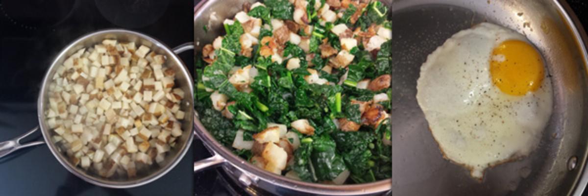 Week 12 Kale hash 2