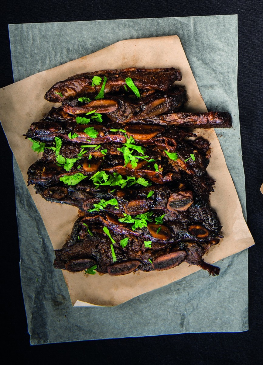 sharon lurie sticky ribs