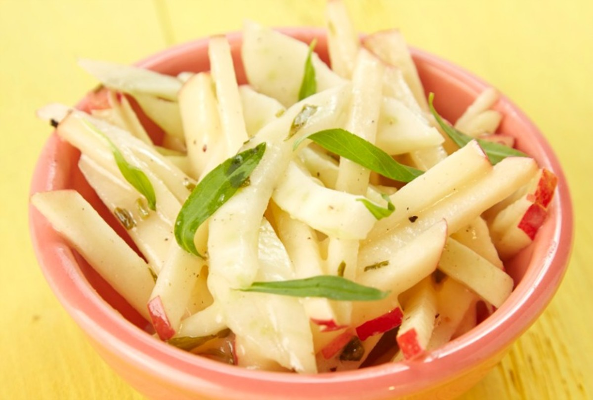 Apple Tarragon Slaw1