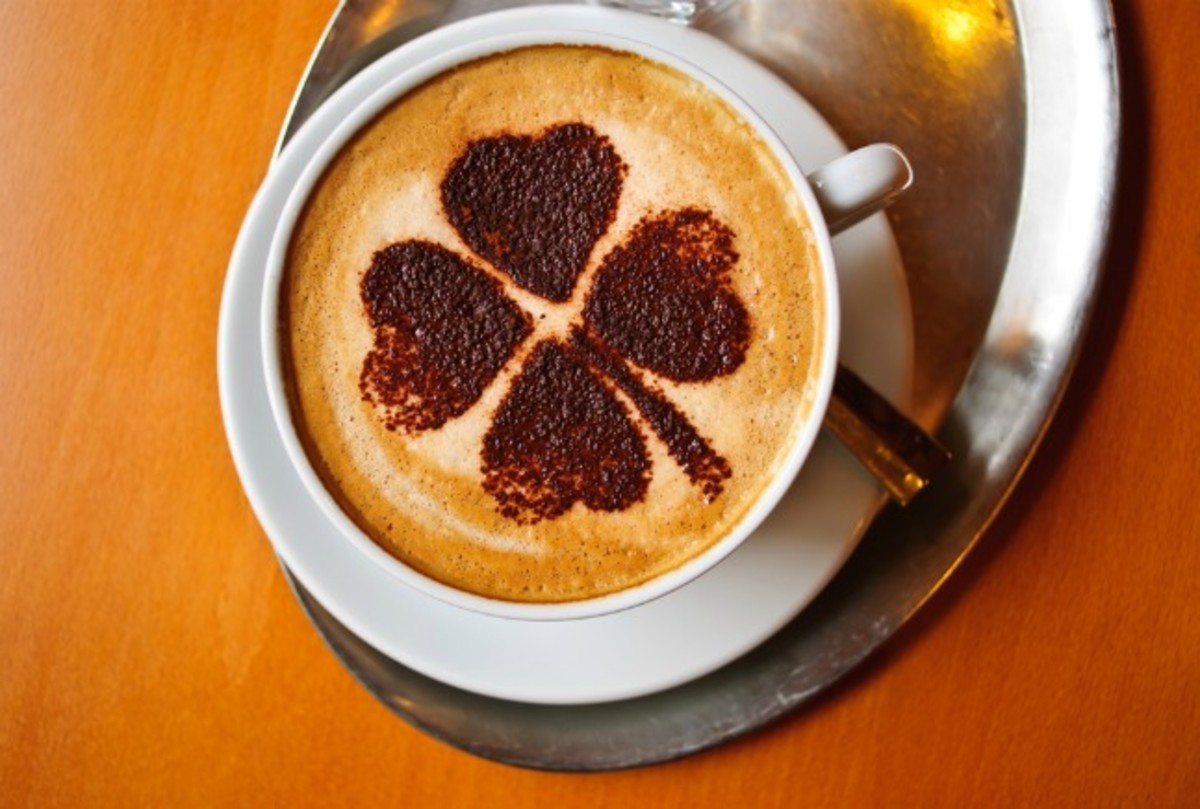 irish coffeee