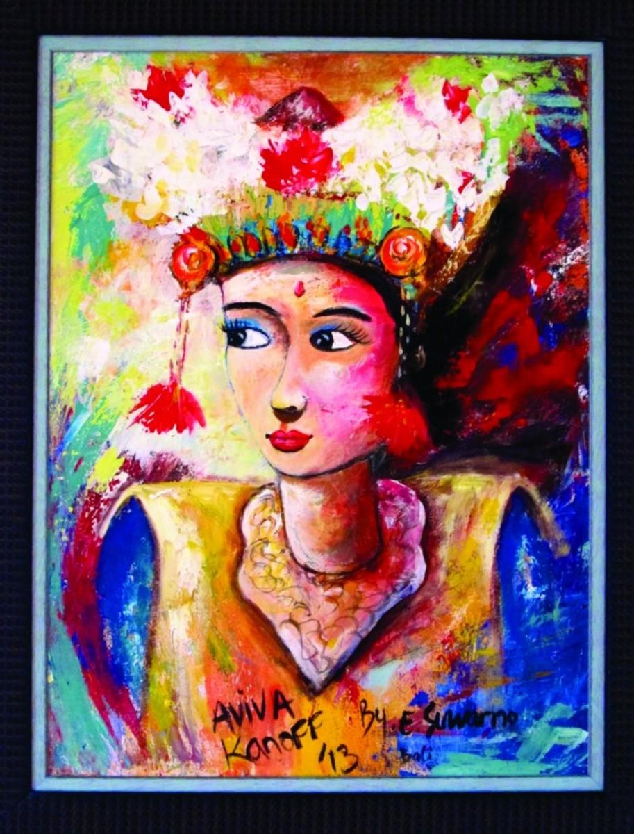 aviva painting