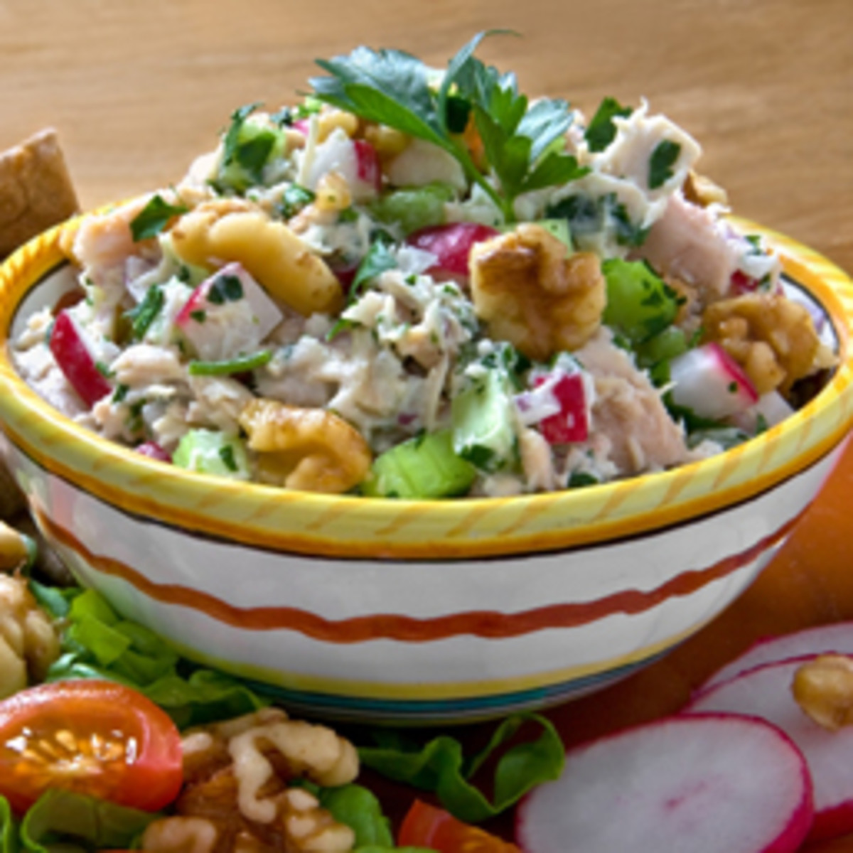 A Smarter Tuna Salad
