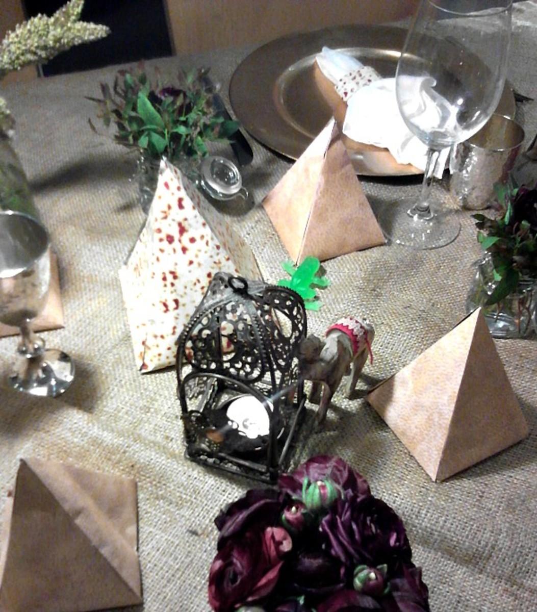 crafty pyramids