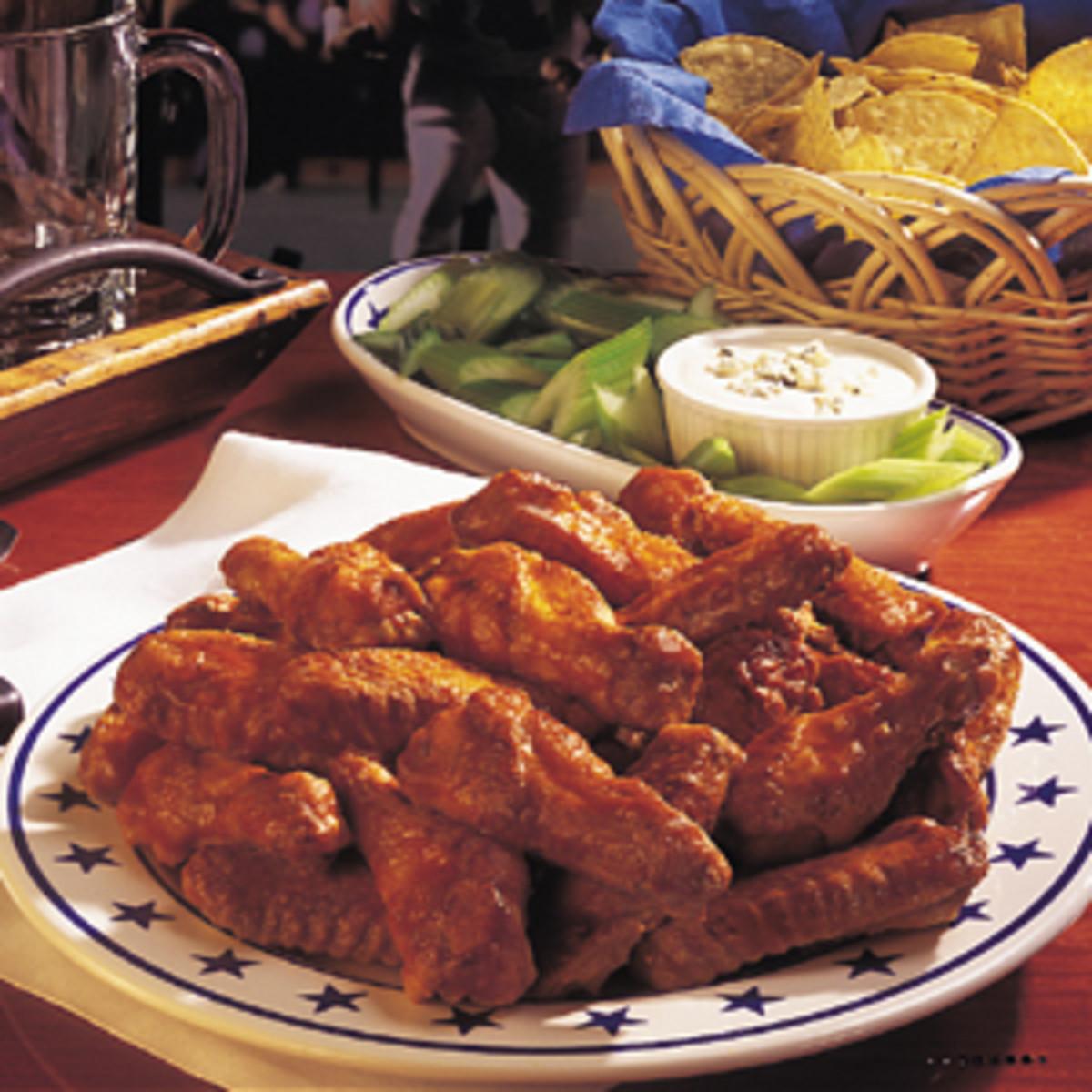 cajun buffalo wings