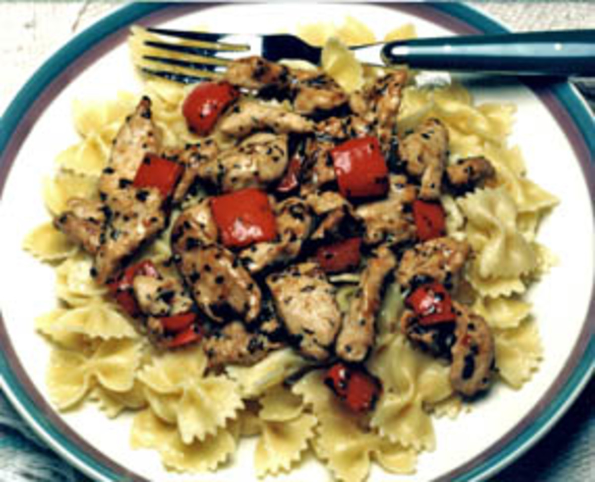 Taos Chicken Pasta