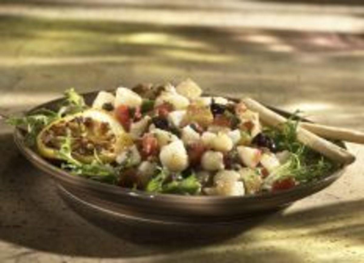 Tuscan Idaho® Potato Salad