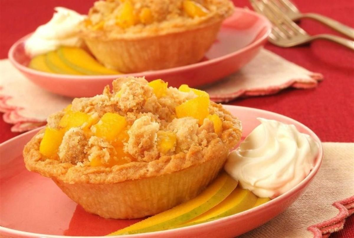I Heart Mango Tart