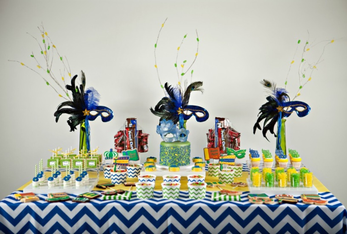 How To Decorate A Party Sweets Table Joy Of Kosher