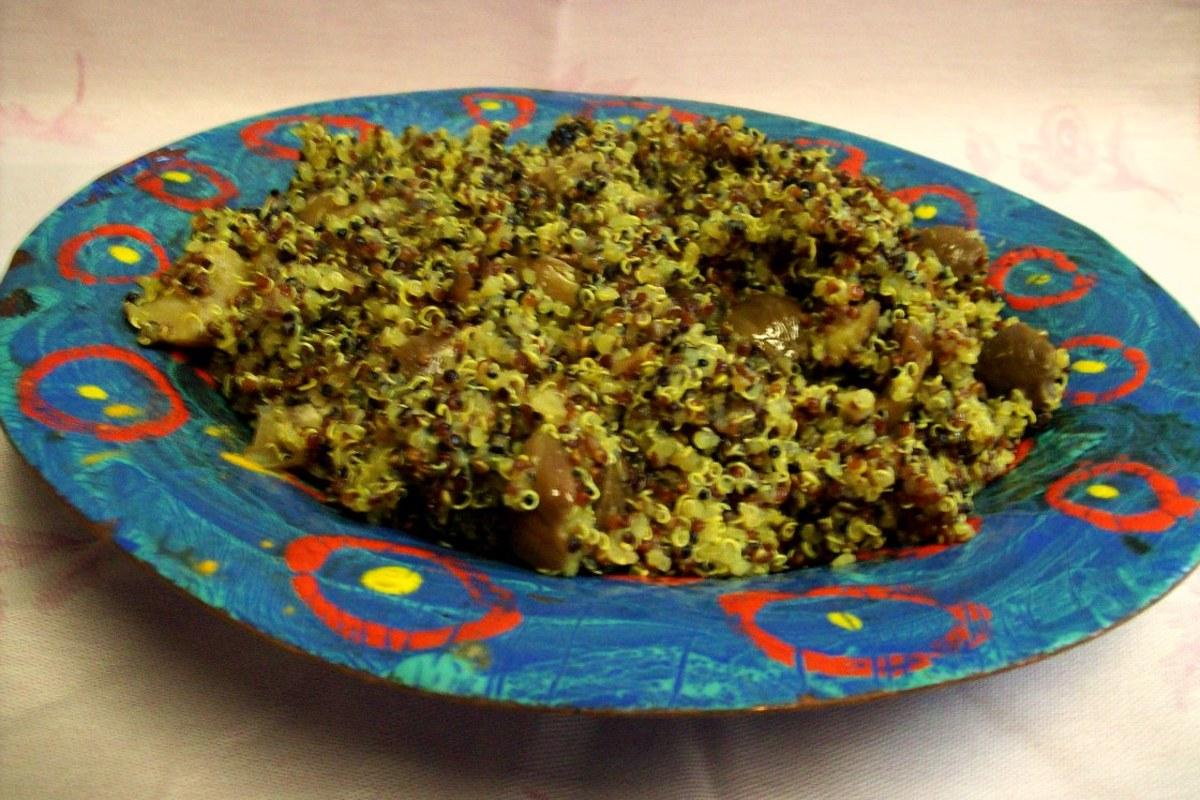 Levana-Quinoa