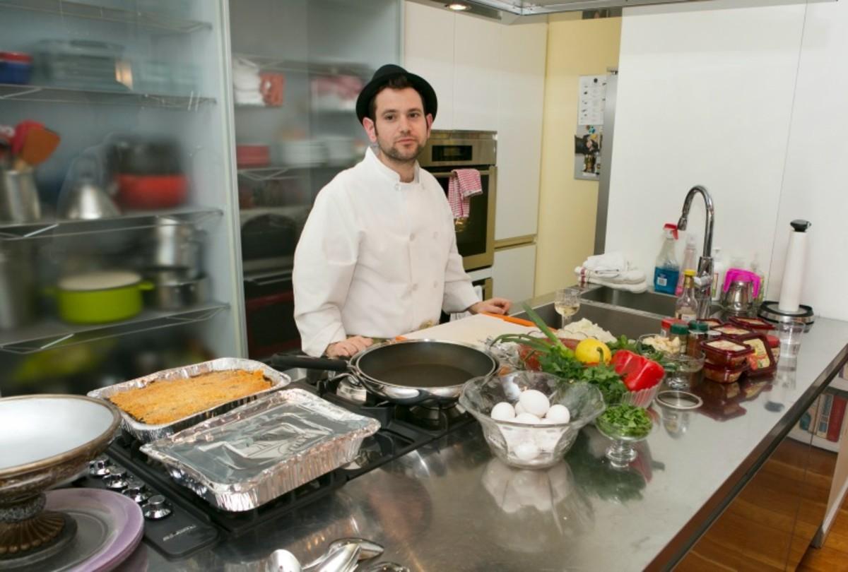 Chef Shlomo