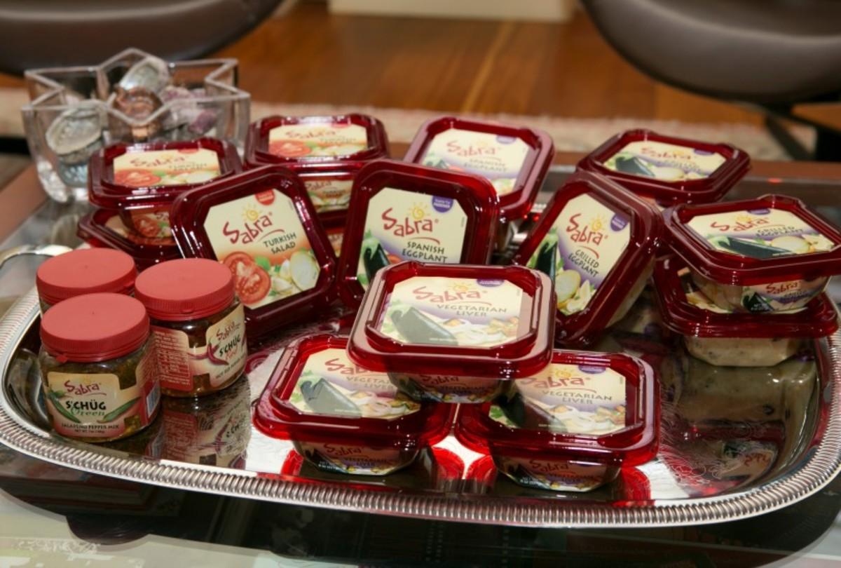 Sabra Dinner salads