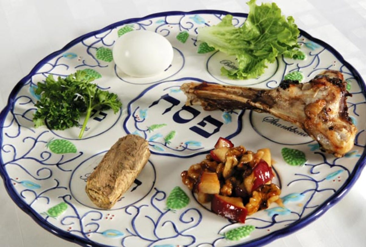 Passover Decorations 6 Tips For Stylish Seders Jamie Geller