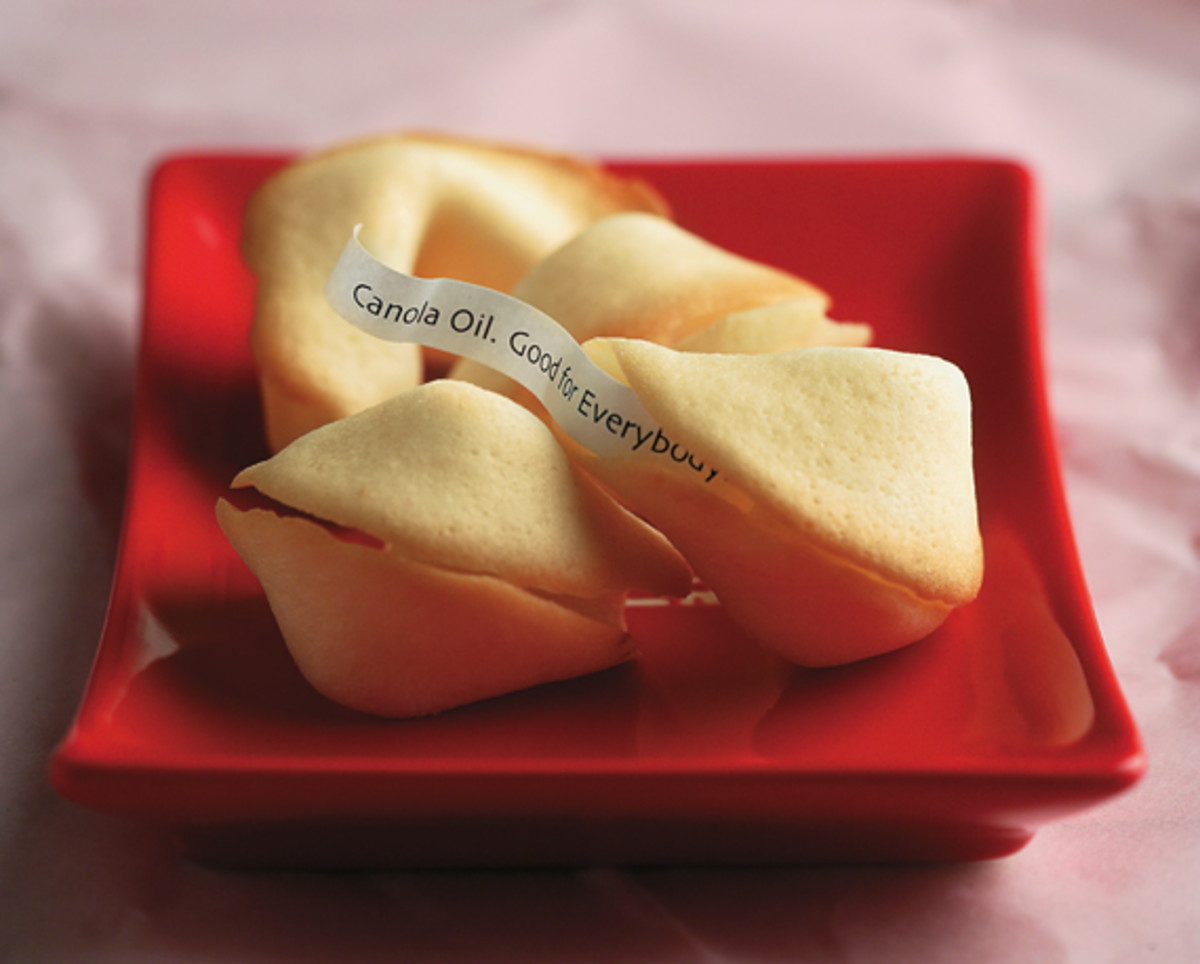 A Note About Fortune Cookies
