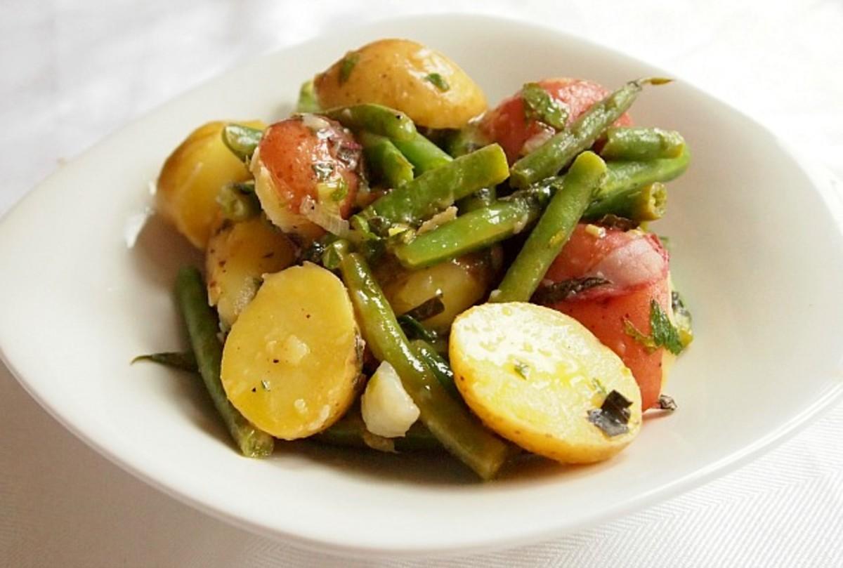 Potato Green Bean Salad