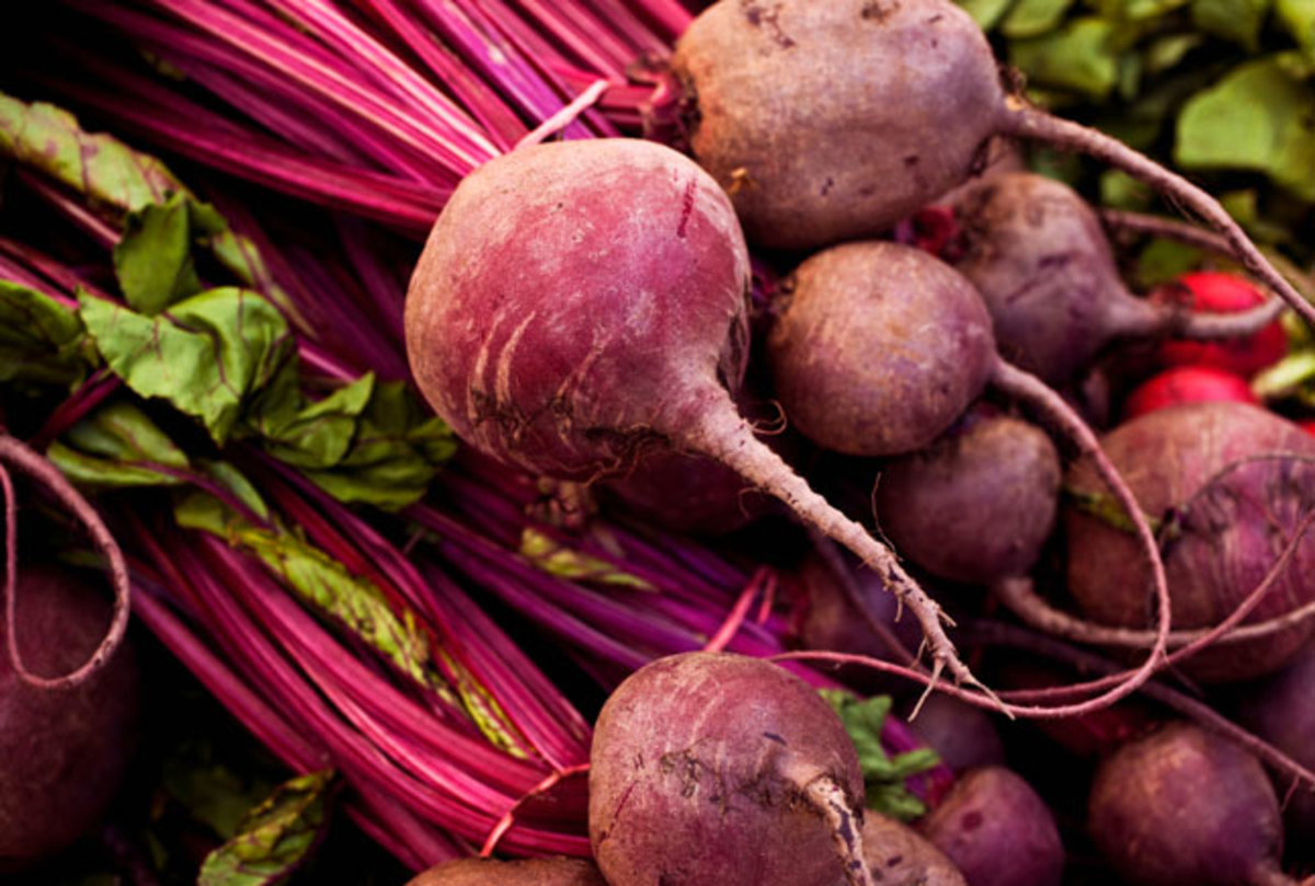 Kosher Ingredient of the Month- Beets, Baby!