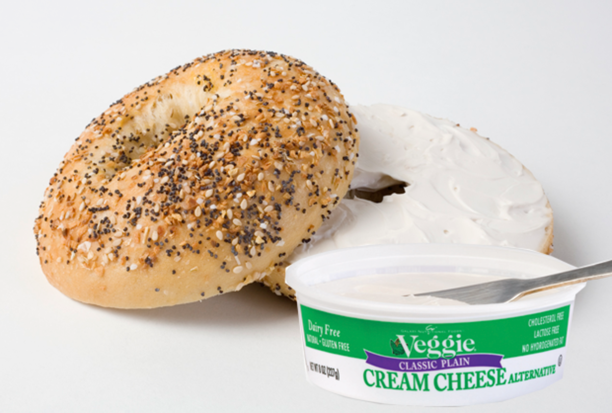 bagel-cream-cheese