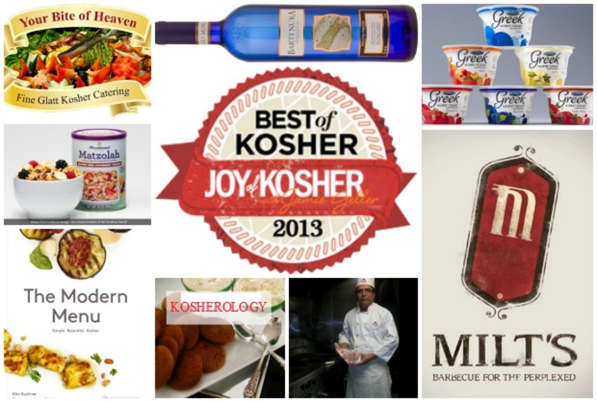 BEST OF kOSHER WINNERS