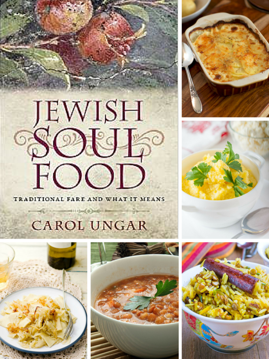 Jewish Soul Food Cookbook Spotlight and Giveaway