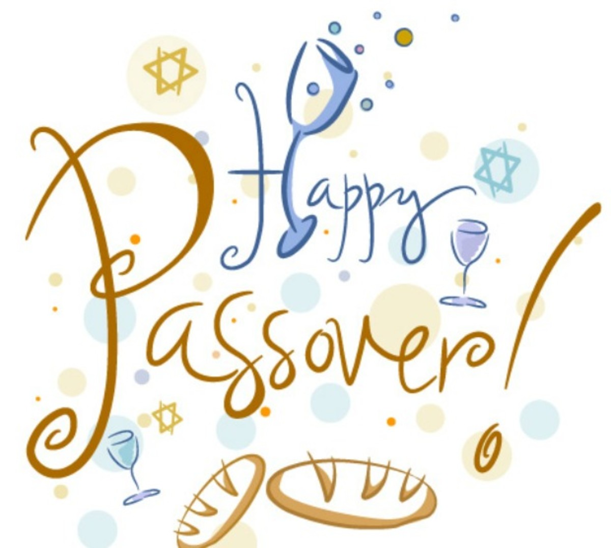 happy passover and happy 1 year anniversary!!! - joy of kosher