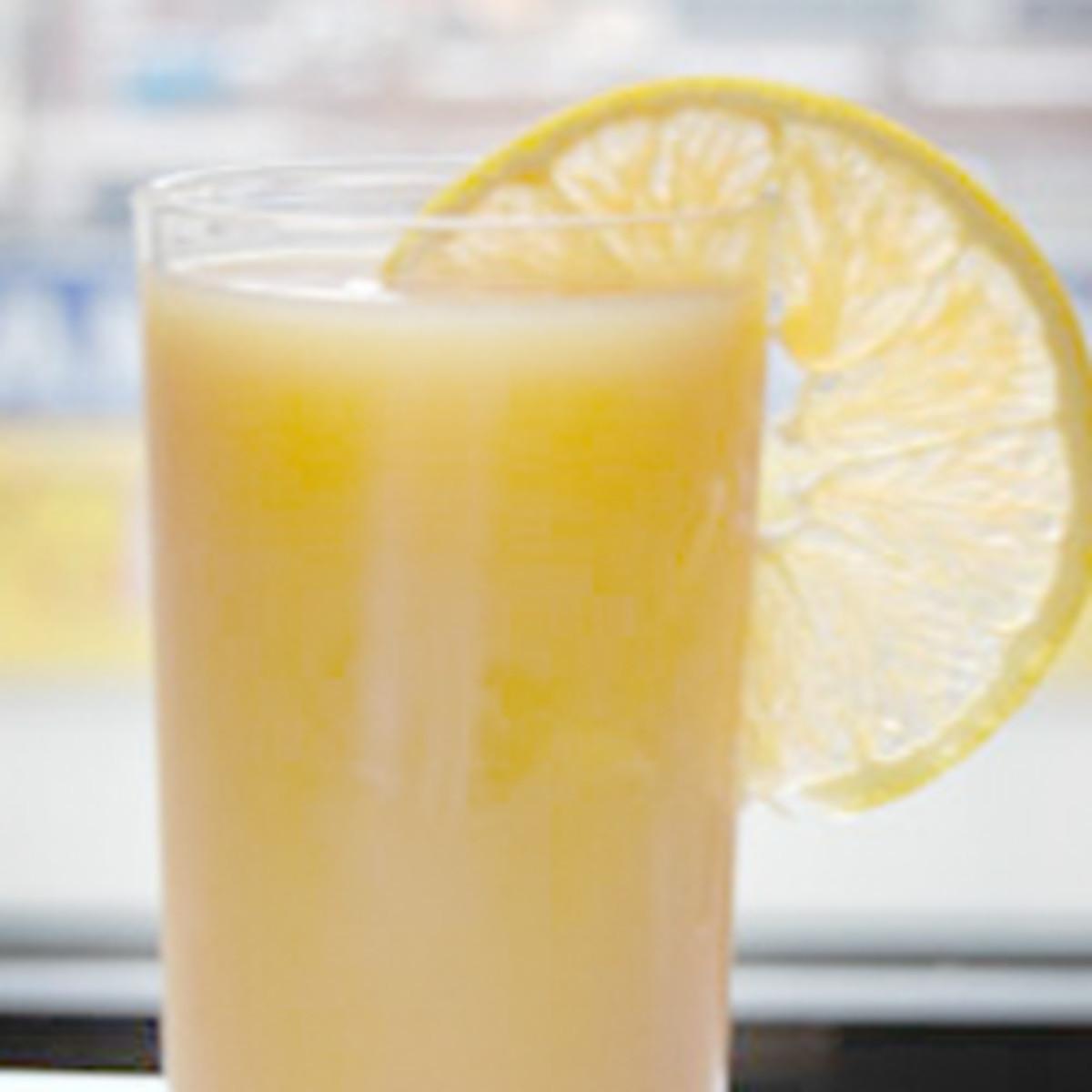 Orange Passion Juice