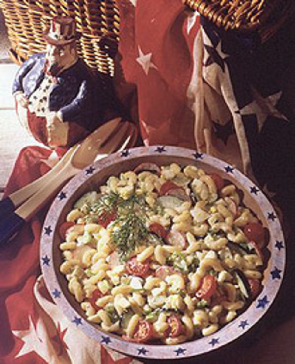 Independence Day Picnic Salad