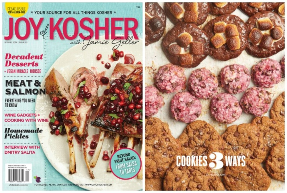 passover mag issue