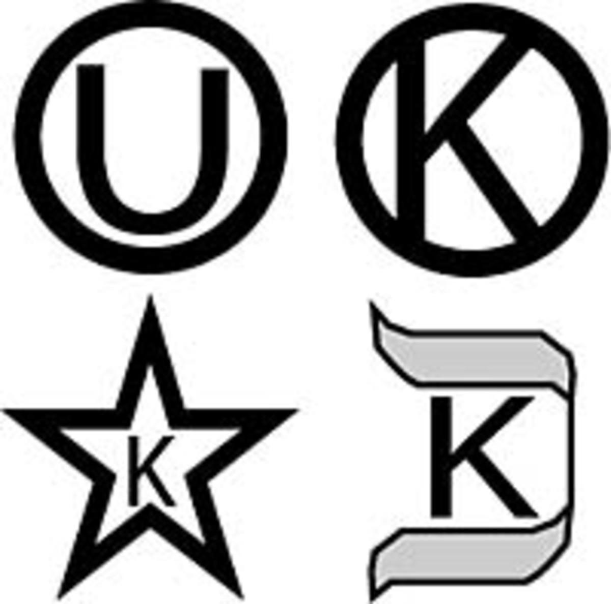 Kosher symbols on food images symbol and sign ideas its official kosher is the best thing since sliced bread joy kosher symbols buycottarizona biocorpaavc