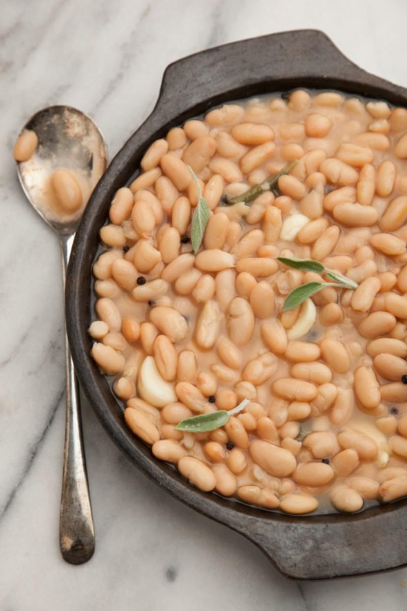 Nonna Miri's Beans