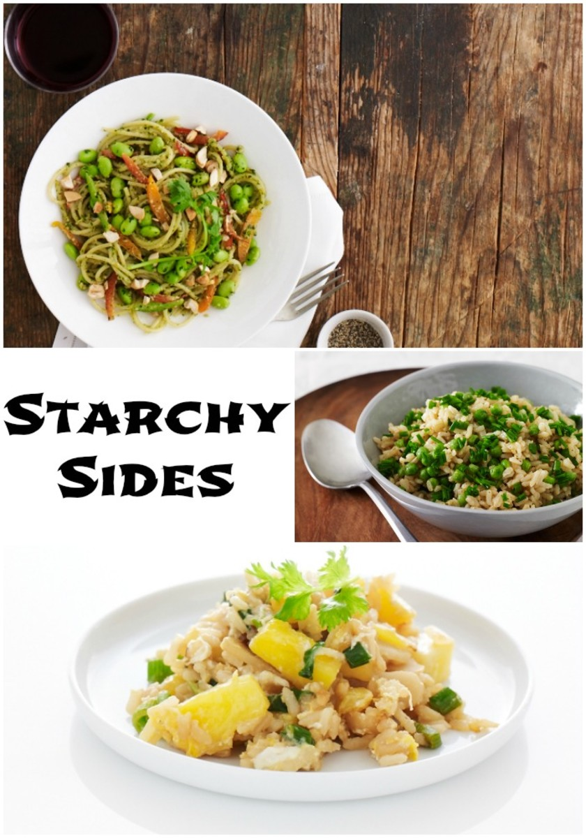 starchy sides