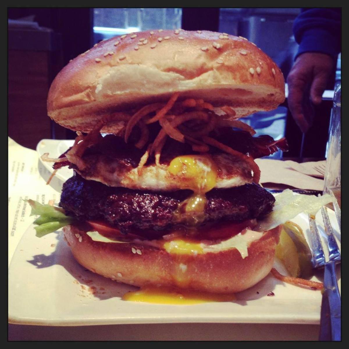 amsterdam burger