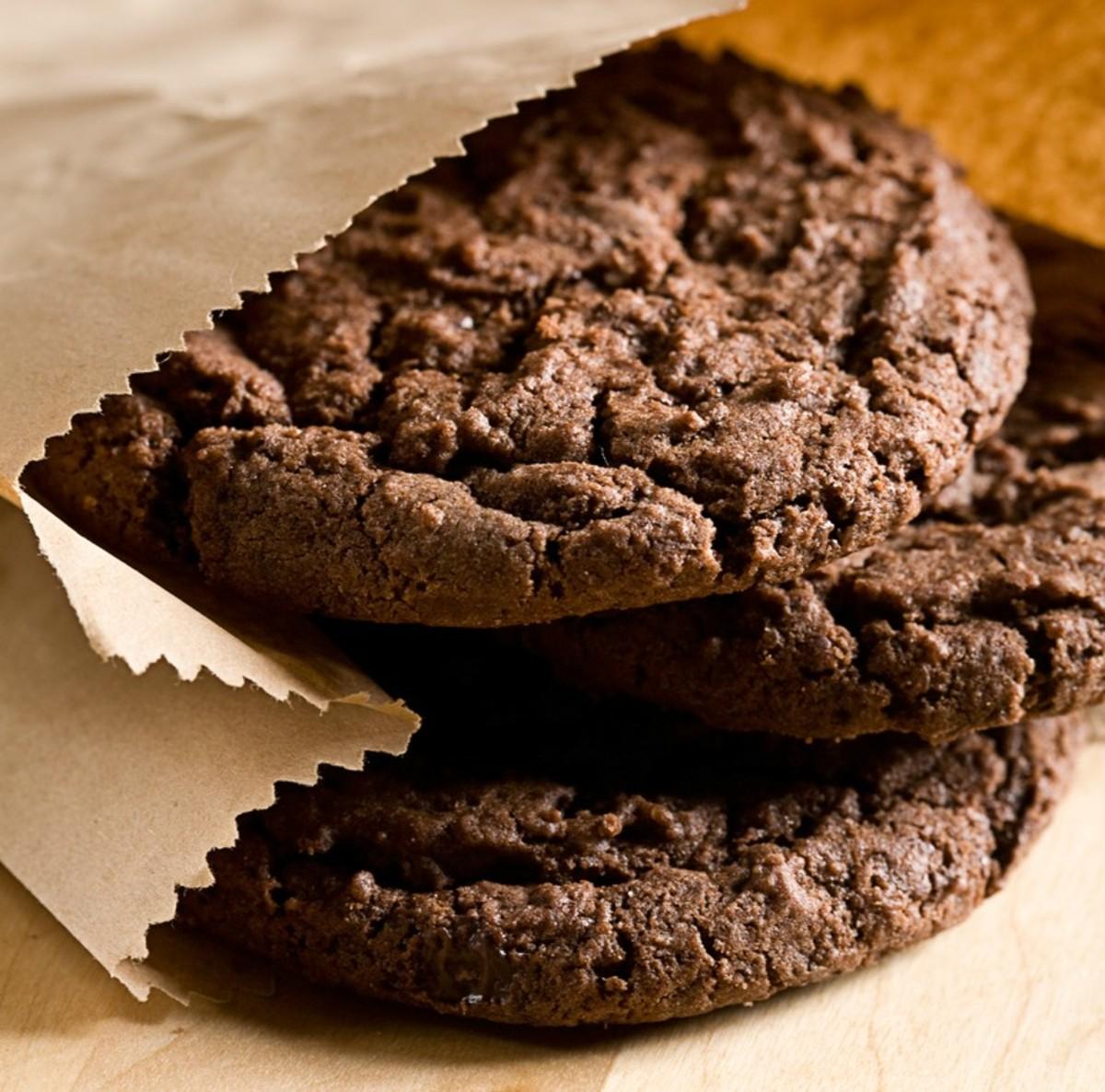 chocolate chocolate cookies
