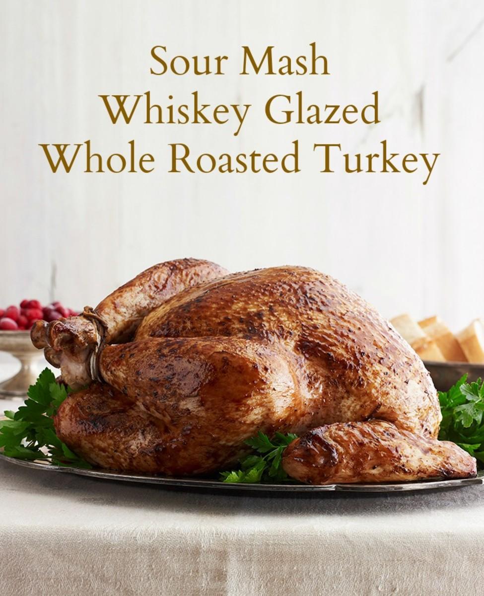 Sour-Mash-Whiskey-Glazed-Whole-Roasted-Turkey