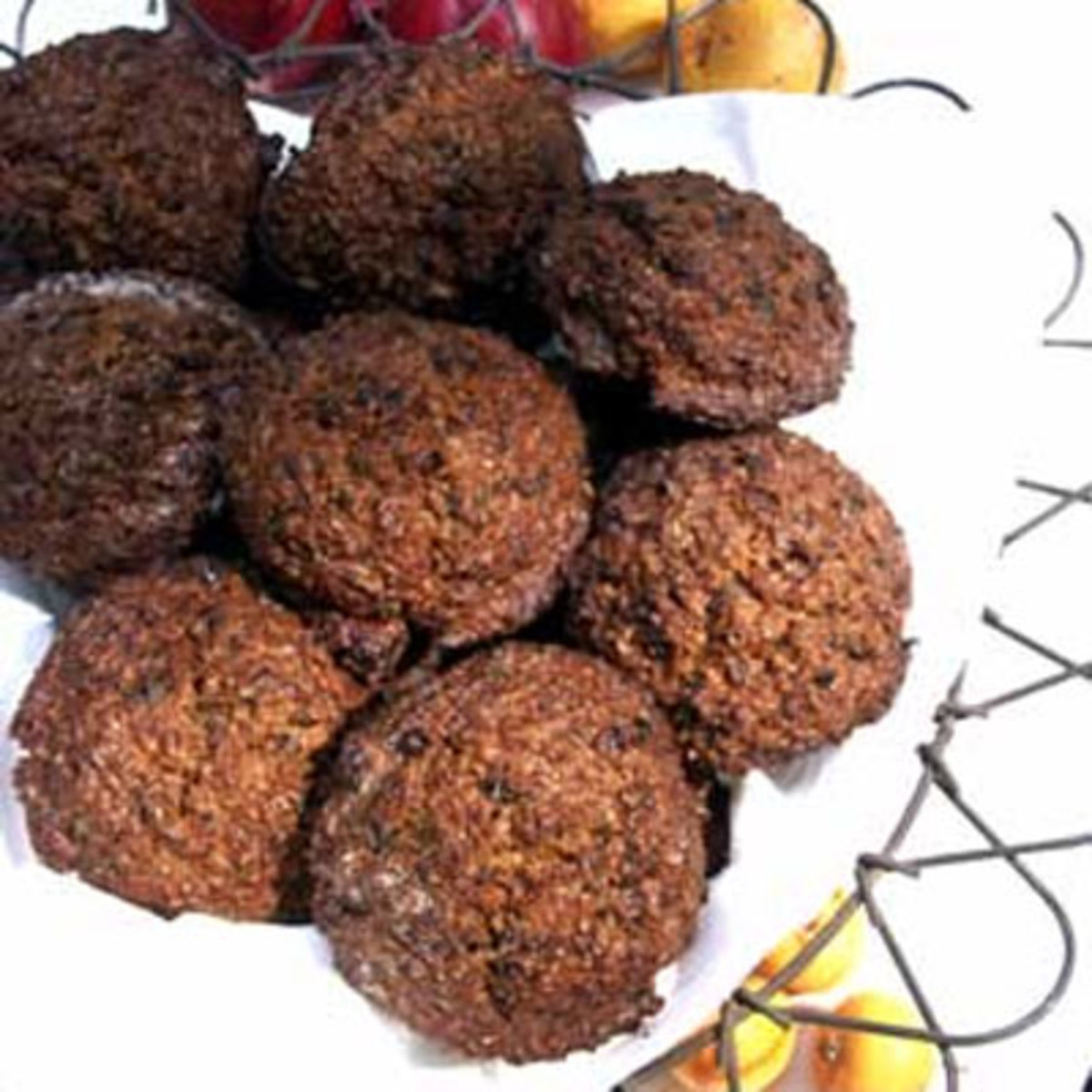 Bran Muffins with California Raisins