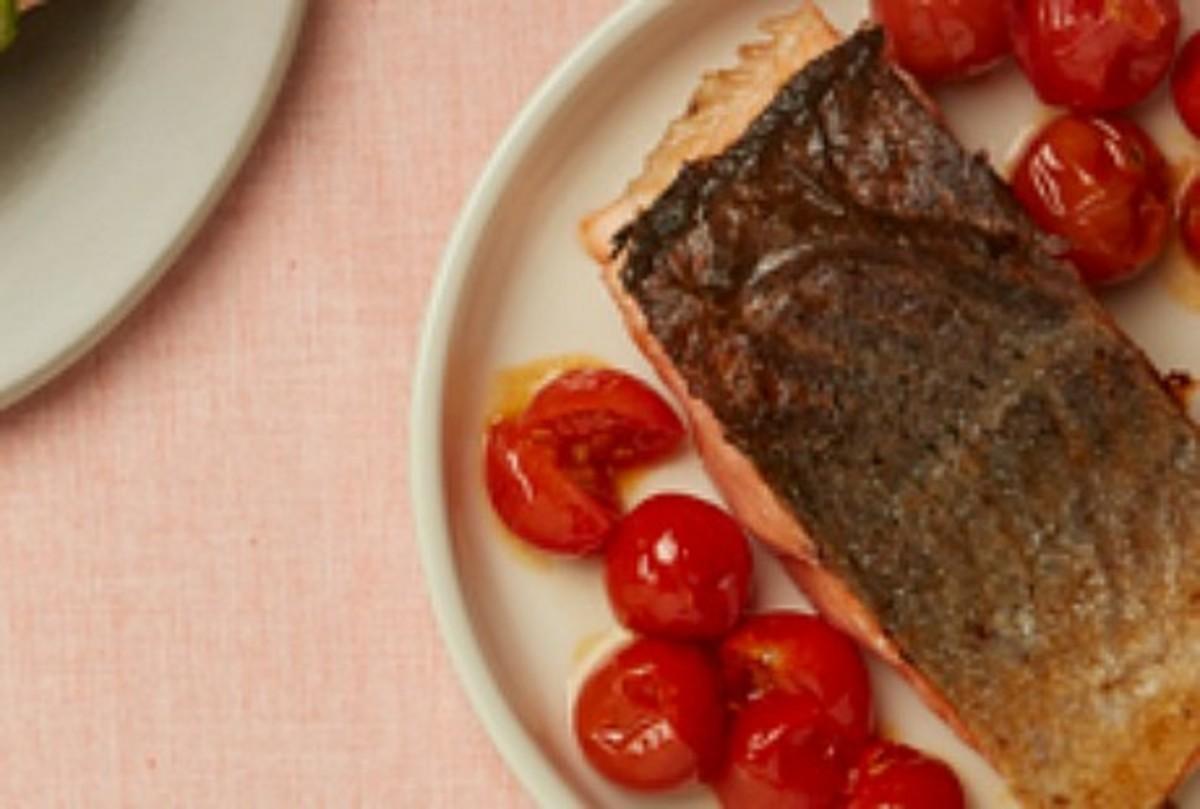 Simple Pan Seared Salmon Joy Of Kosher