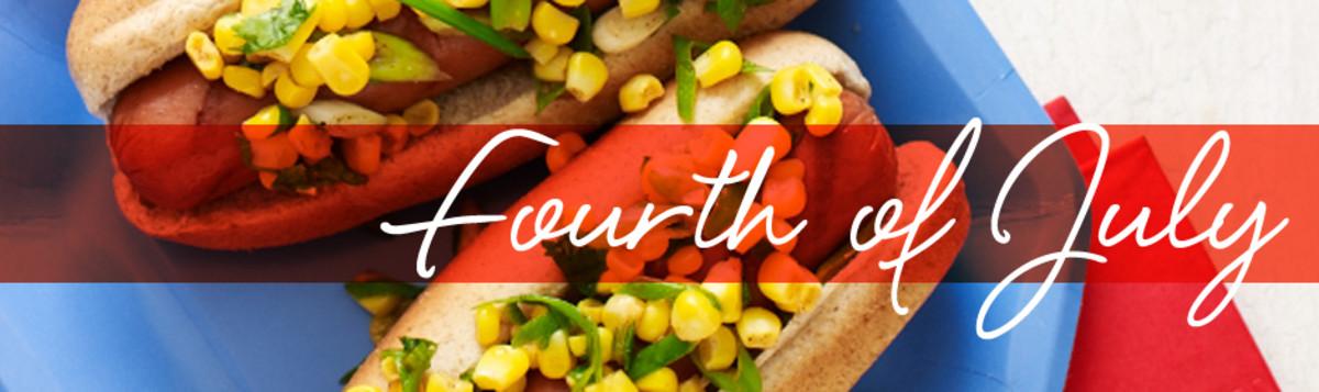 Fourth of July Recipe Hub