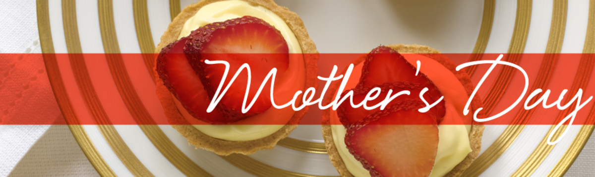 Mother's Day Recipe Hub